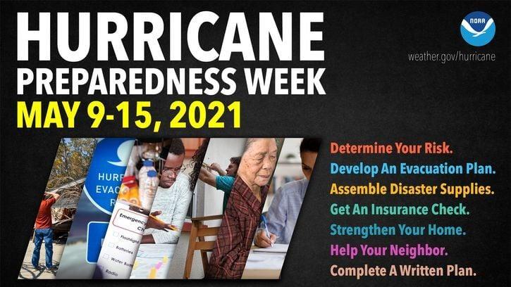 National Hurricane Preparedness week