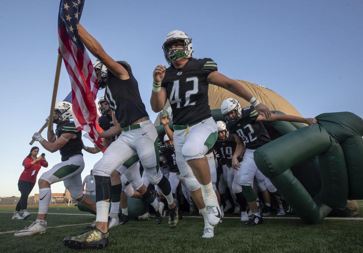 Santa Fe vs Dobie High School Football