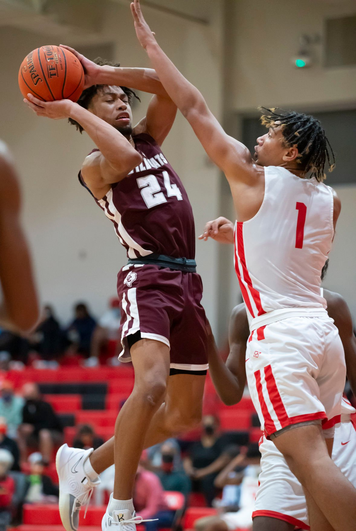 Clear Brook vs Clear Creek Boys Basketball