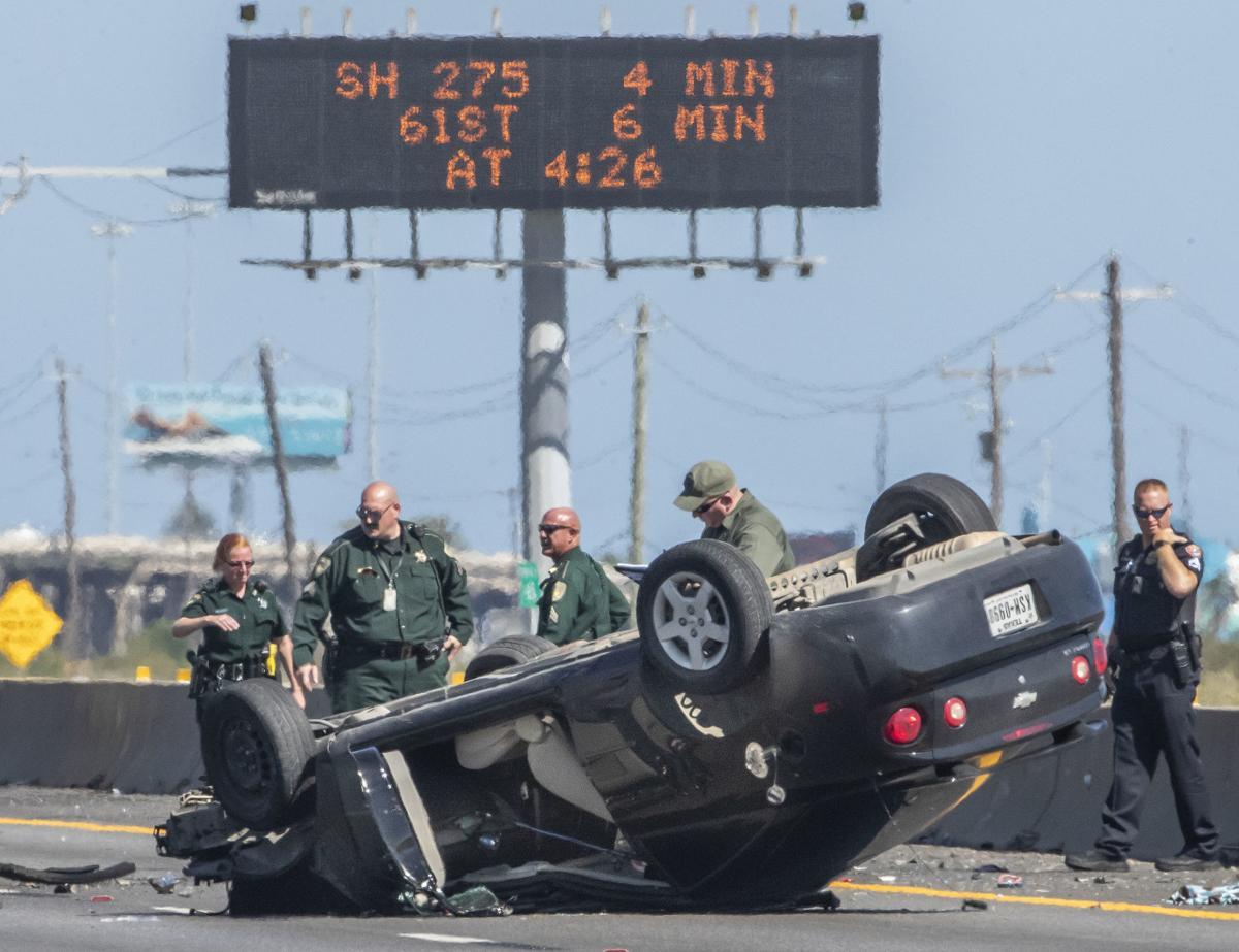 Interstate 45 Accident