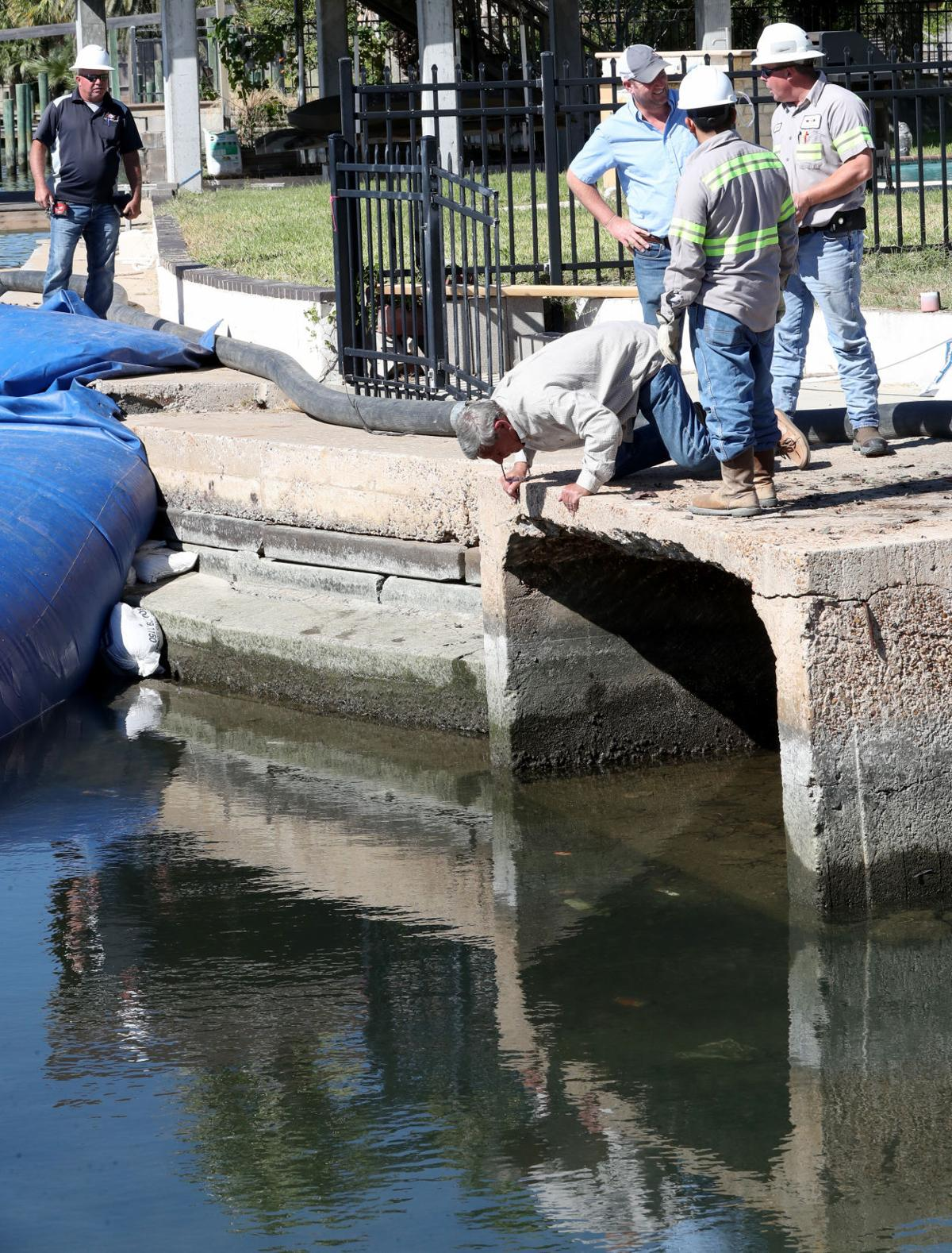 City installing backflow prevention devices