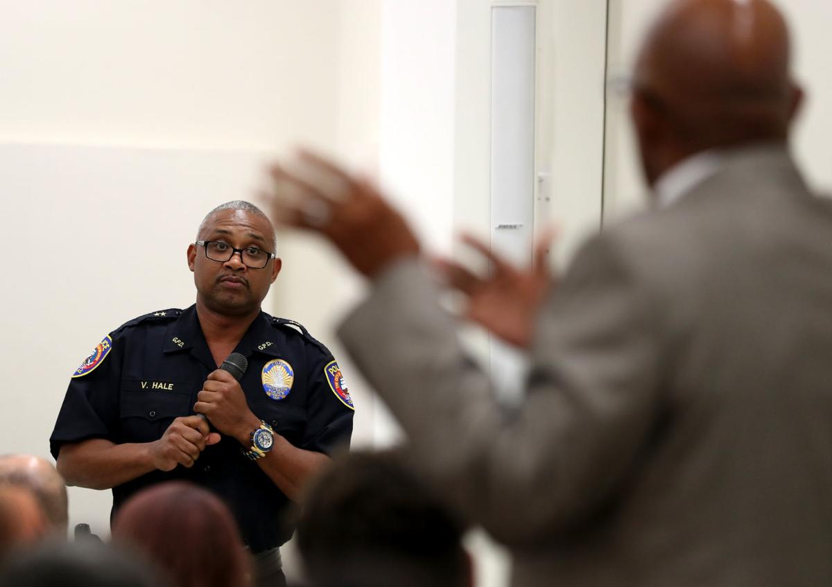 Galveston police chief meets with NAACP, LULAC