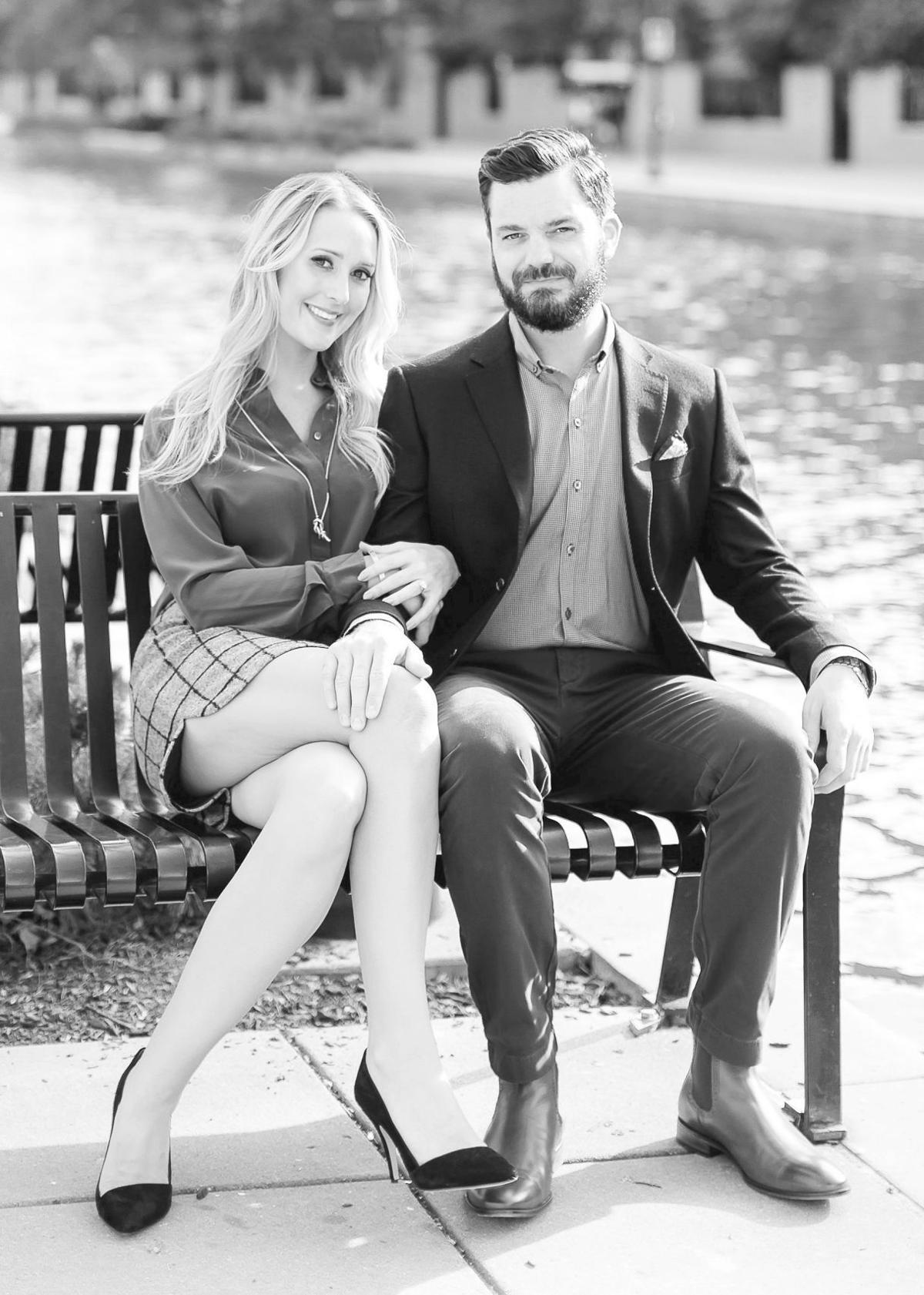 Lauren Harker to Wed  Dr. Bradley Reid