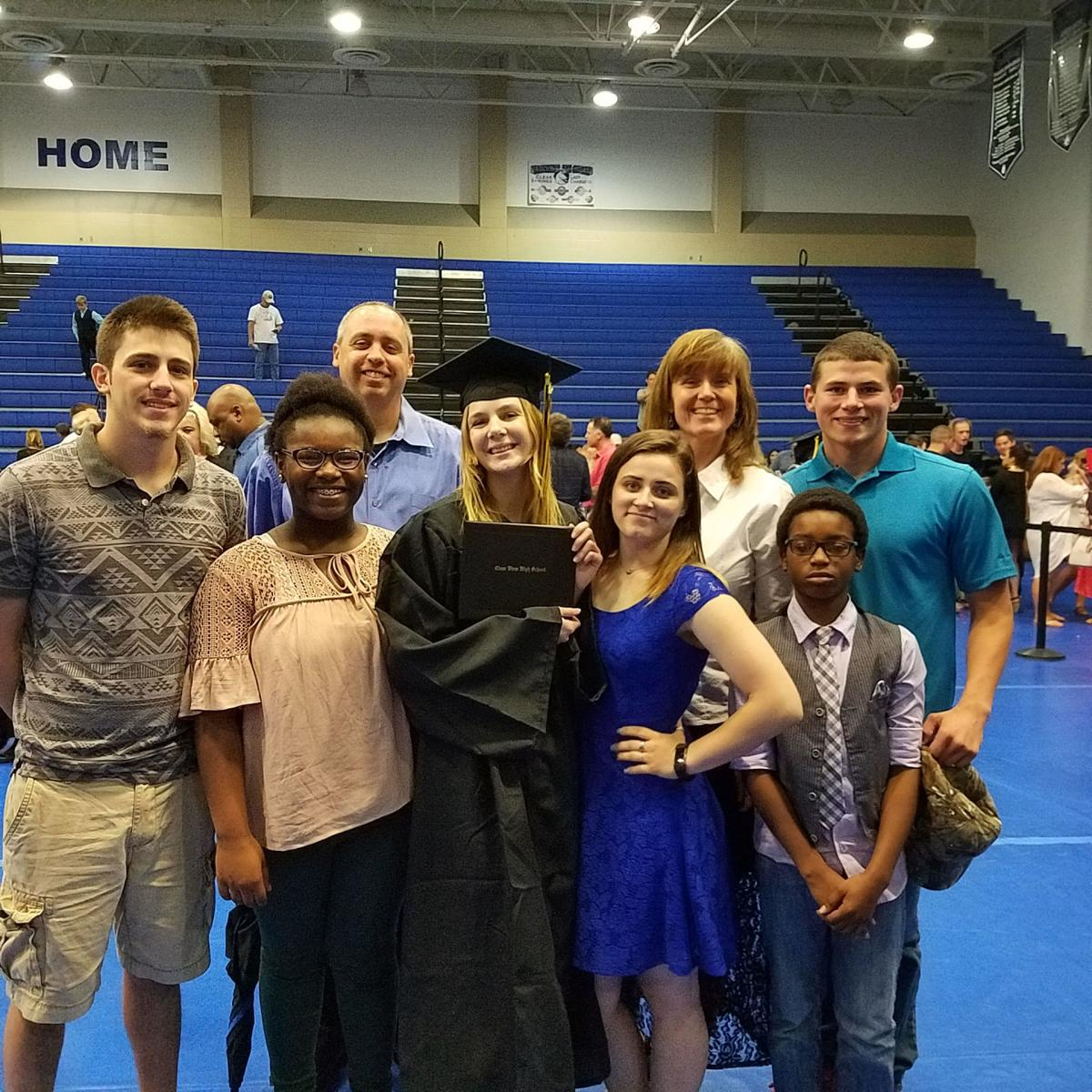 Simmons family @ Tanya Simmons Graduation.jpg