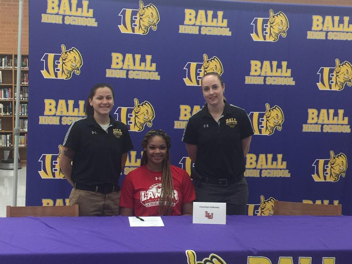 Signing day Galloway
