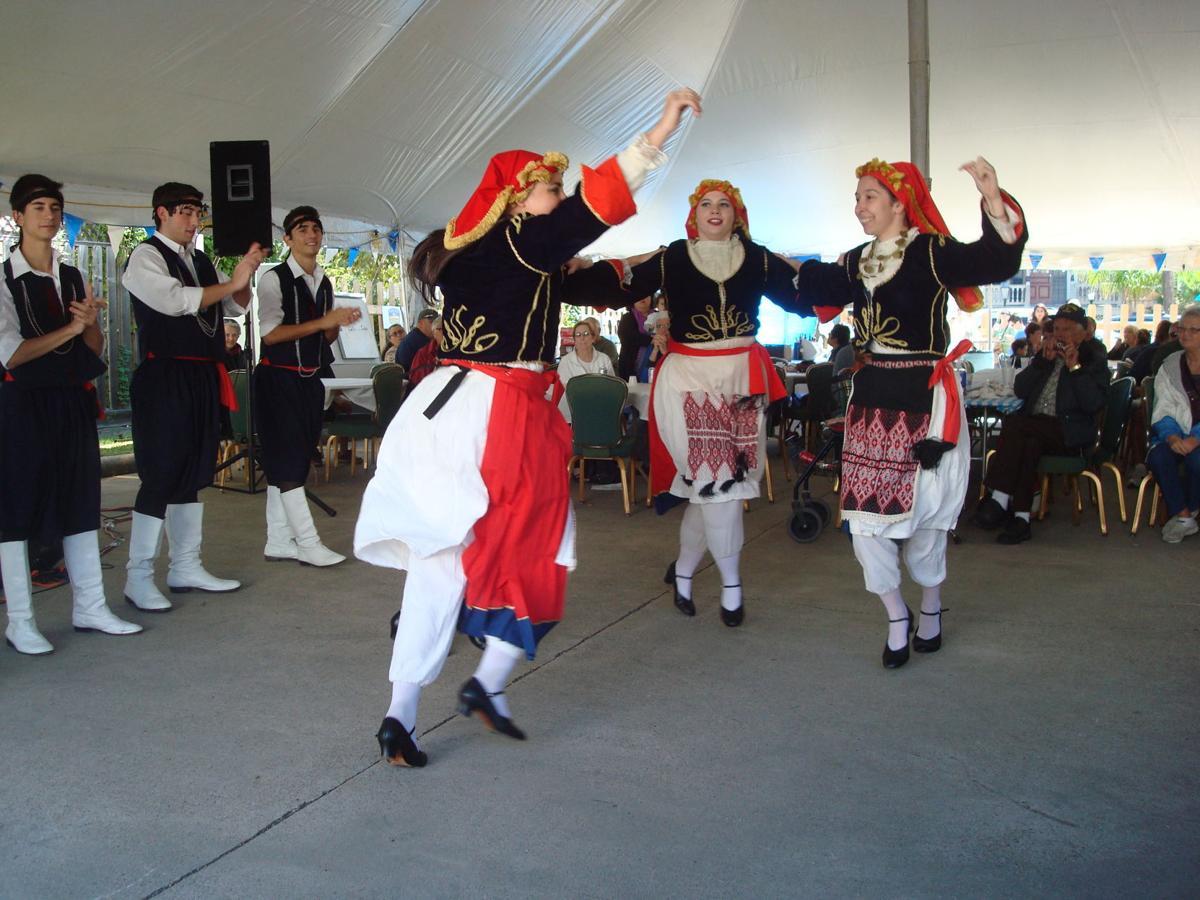 Greek Festival set for Oct. 14-15