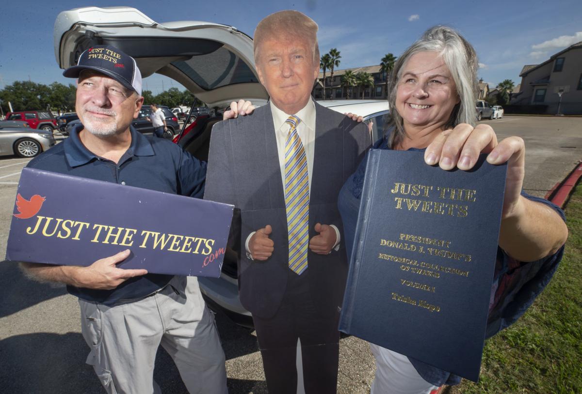 Trump Tweet Book