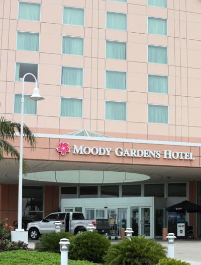 Moody Gardens Hotel closing doors during coronavirus shutdowns