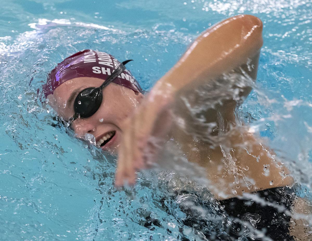 Clear Creek Swimmer