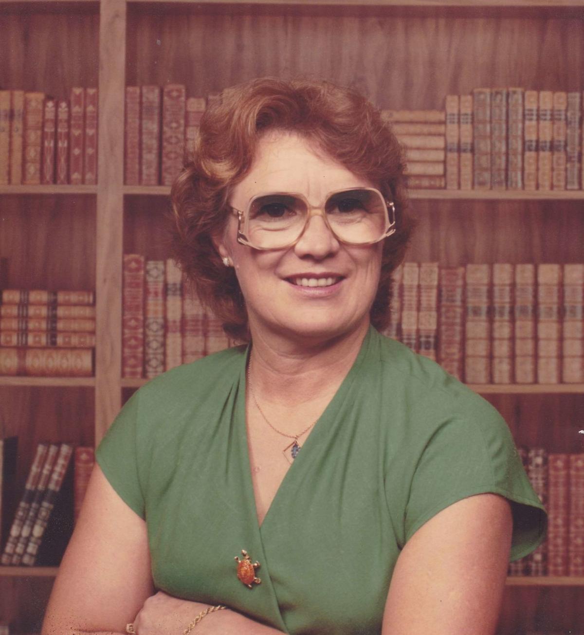 Sylvia Frances Koster