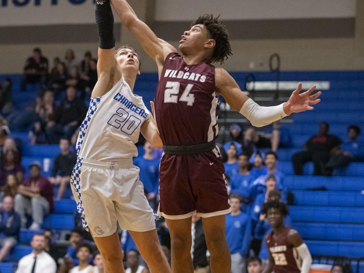 Hot shooting, increased intensity help Clear Creek top Clear Springs
