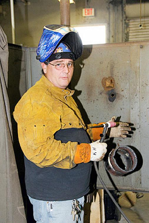 Student welders finding jobs before COM graduation