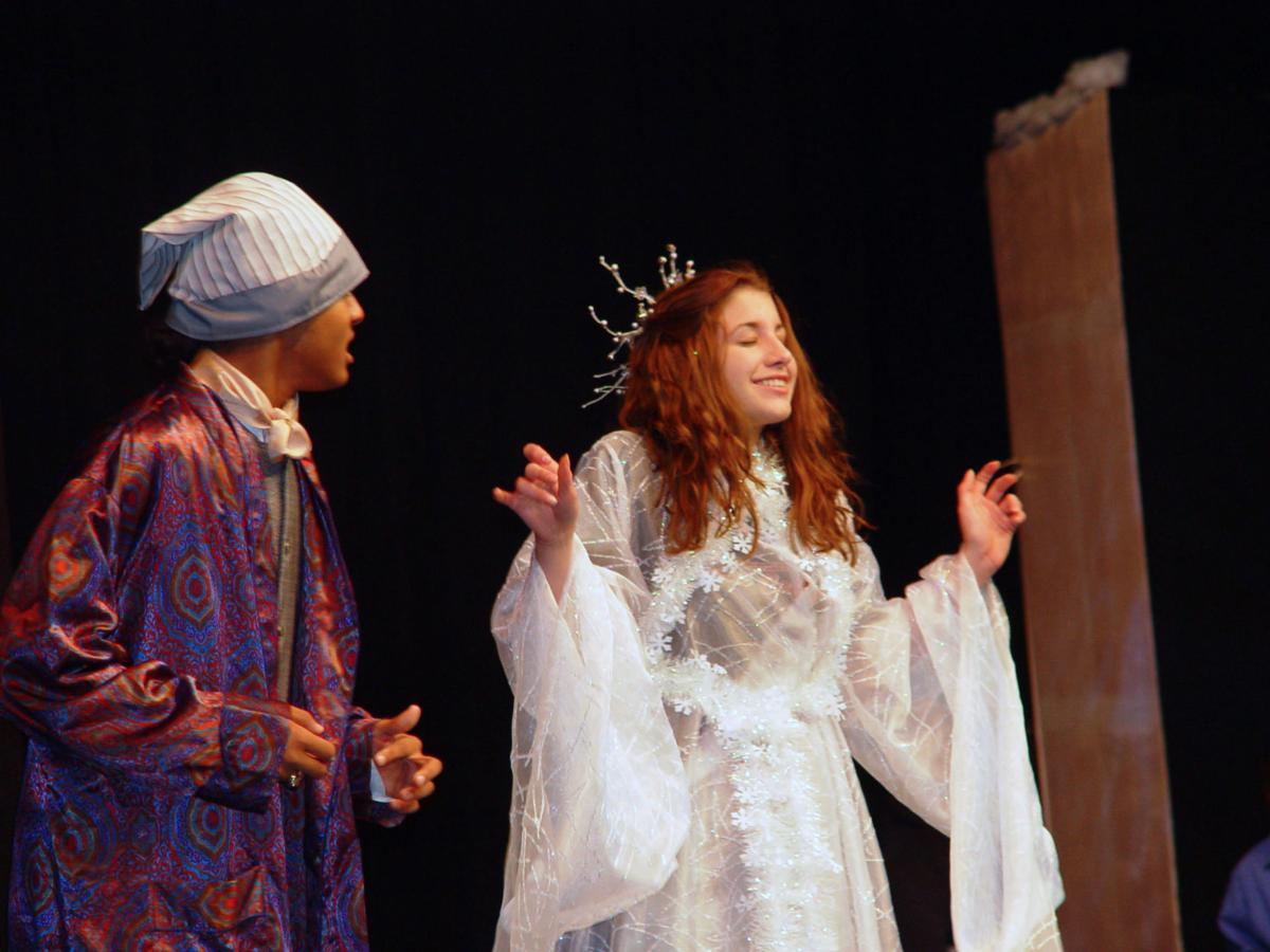 2004 performance of Dicken's A Christmas Carol