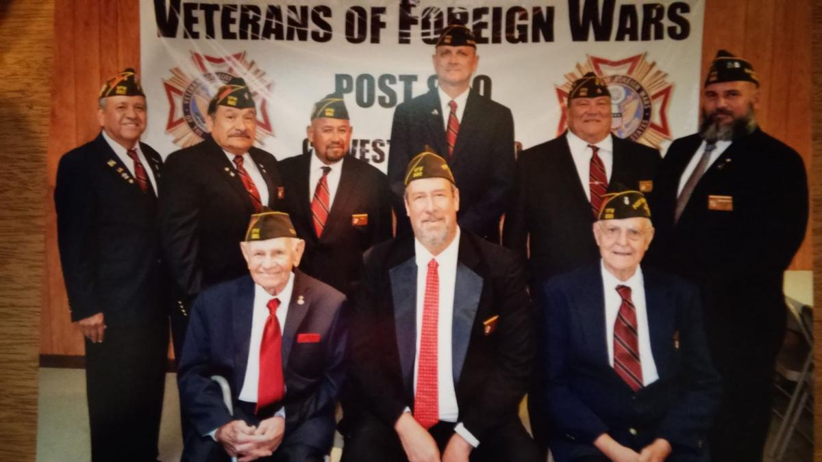 VFW Post No. 880 new officers