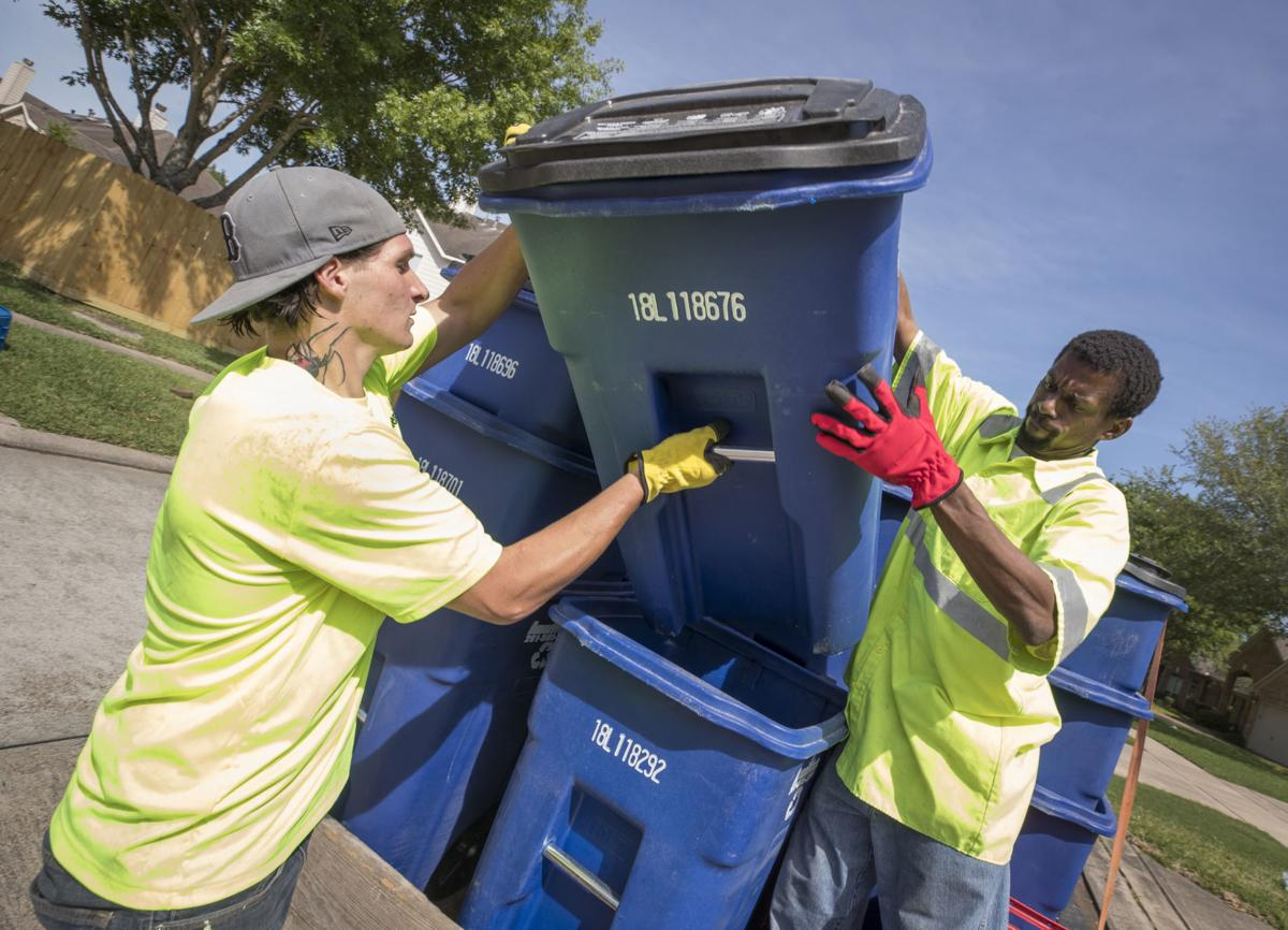 League City Garbage Service