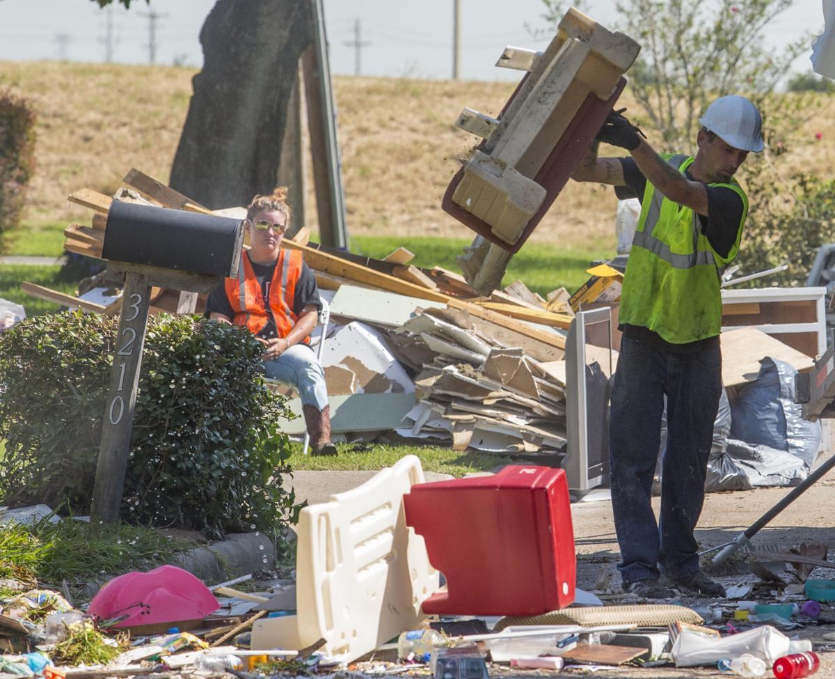 Debris Removal Monitors