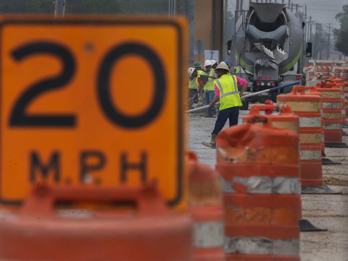 League City Construction Projects