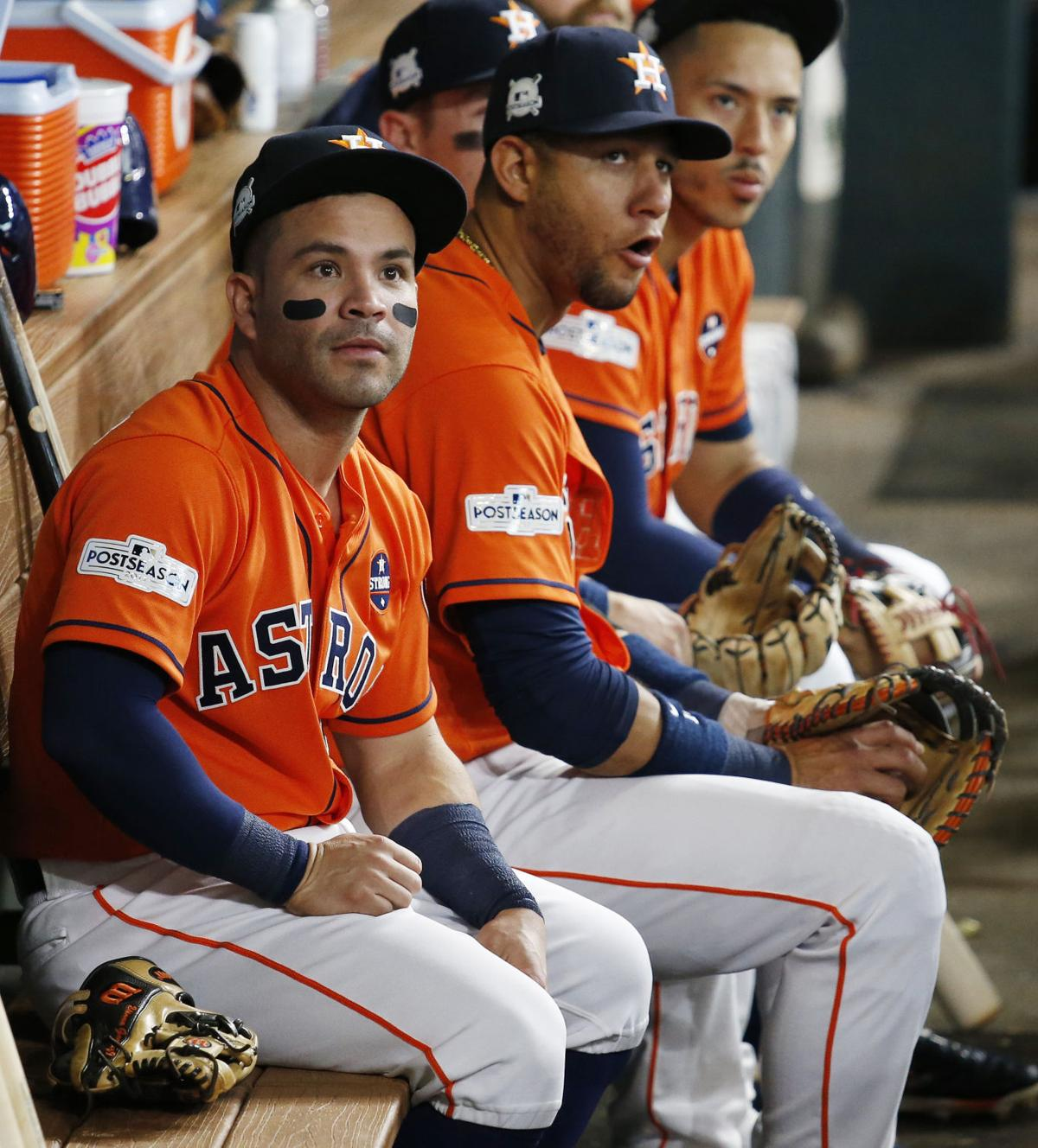 Photos: Astros ALDS Game 2 | In Focus | The Daily News