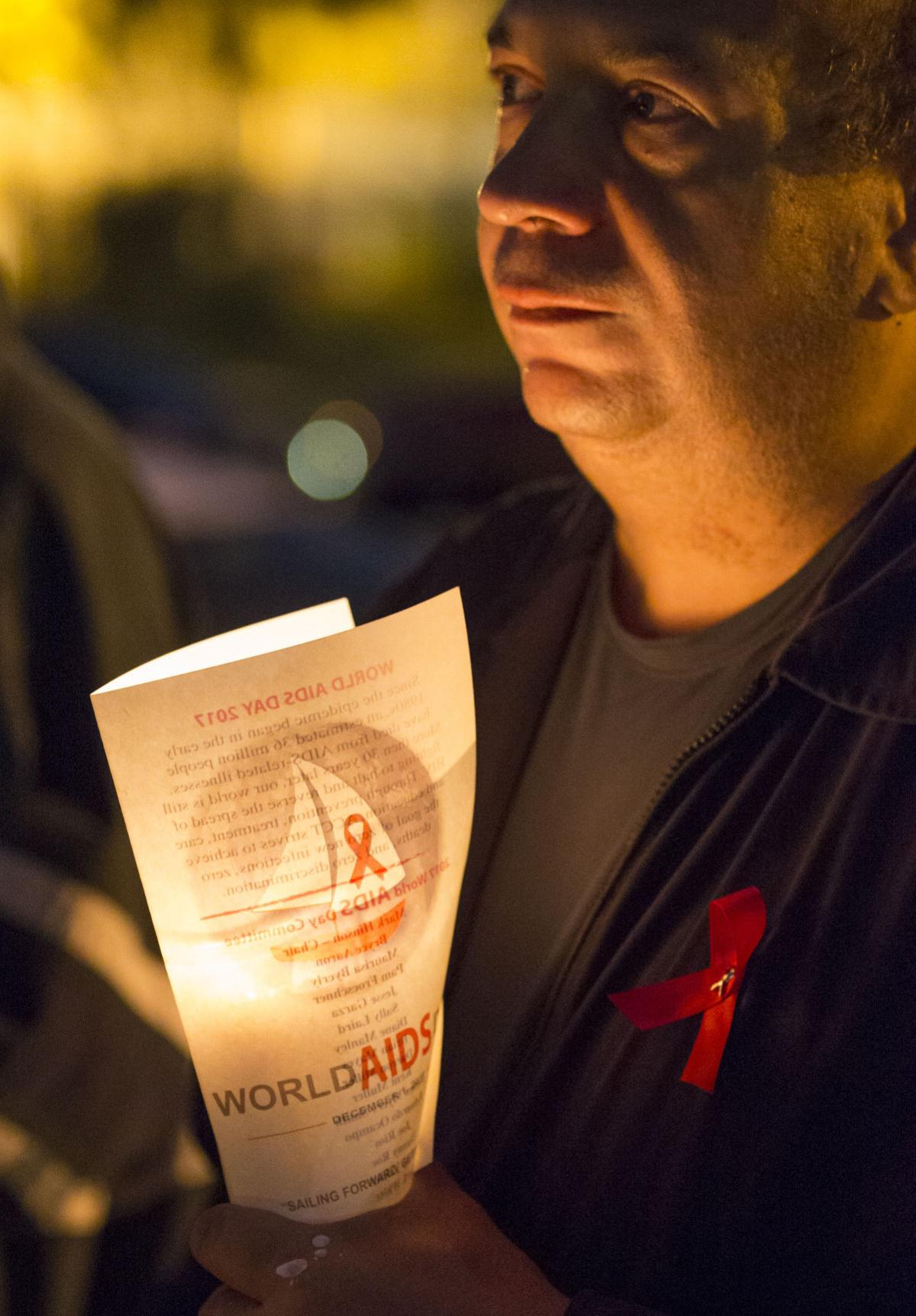 World AIDS Day in Galveston