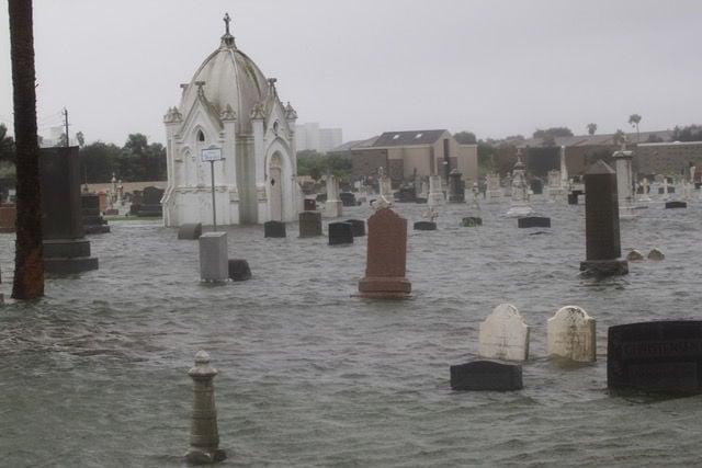 Galveston flooding