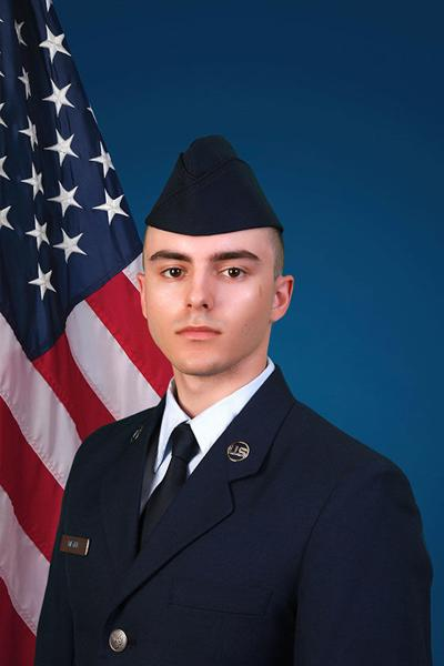 Brett A. Meyer graduates from basic training