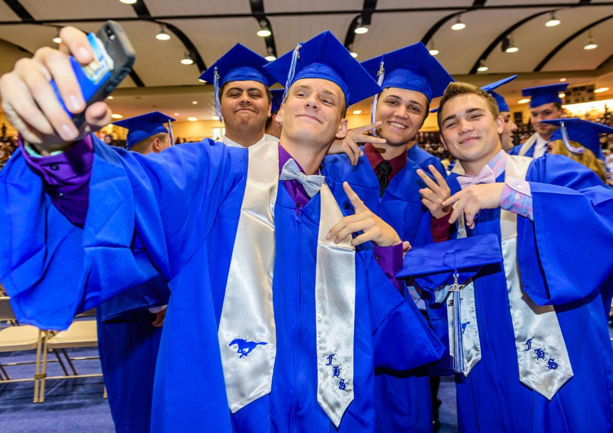 Friendswood High School Commencement