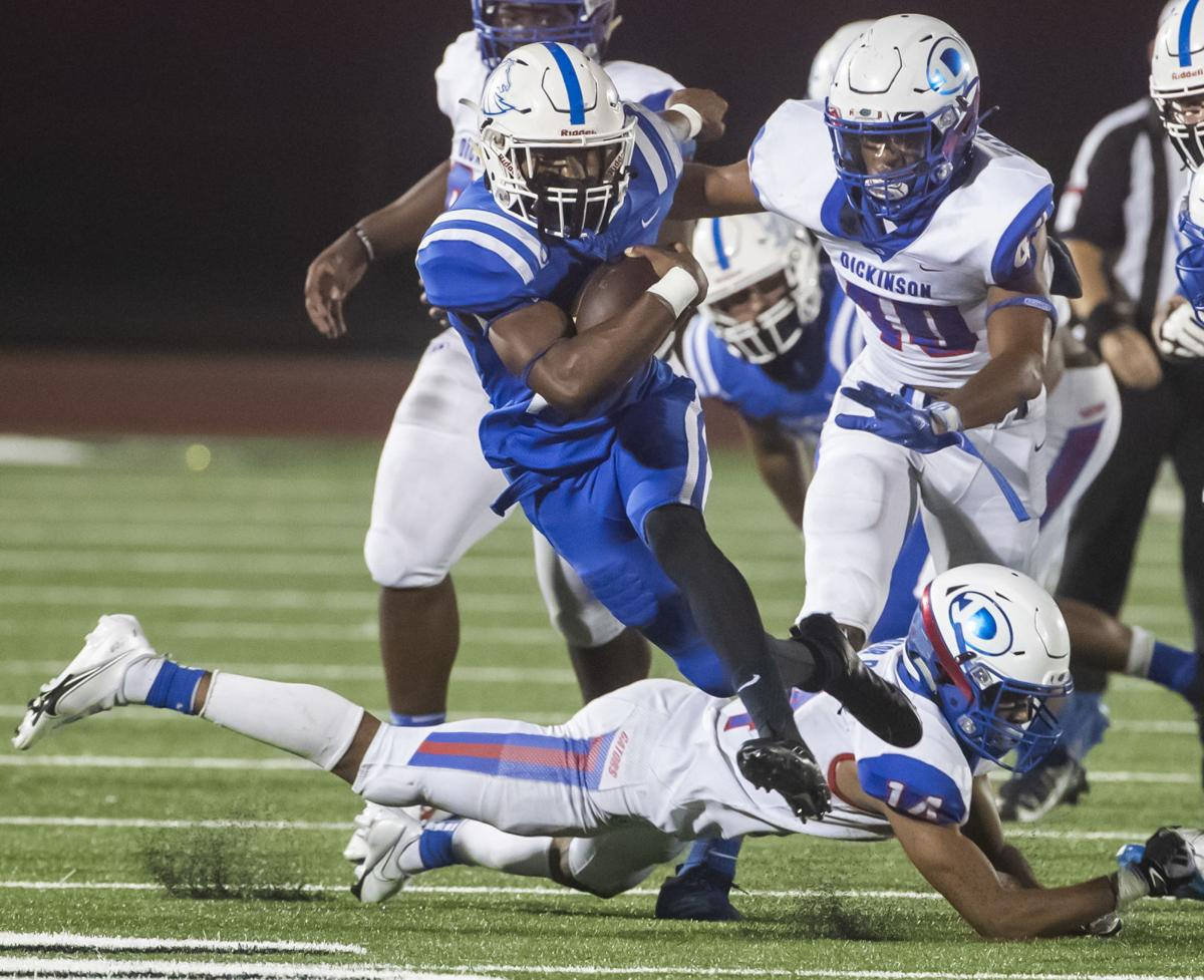 Clear Springs vs Dickinson High School Football