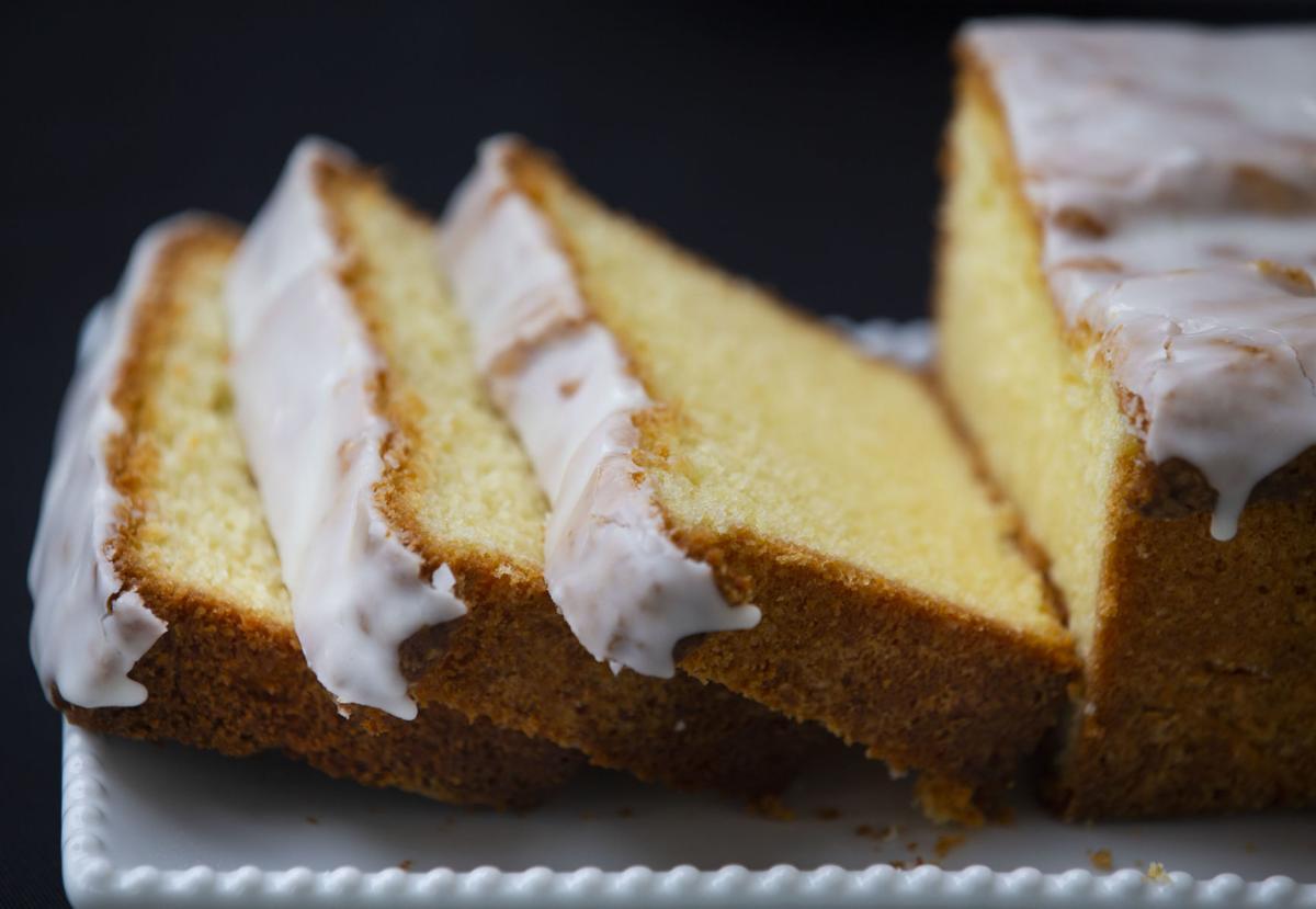 Food-Pound Cakes