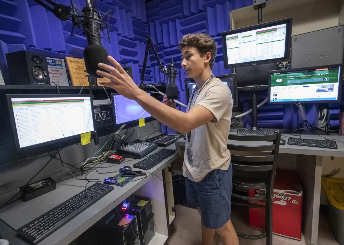 Ball High School Radio Stations