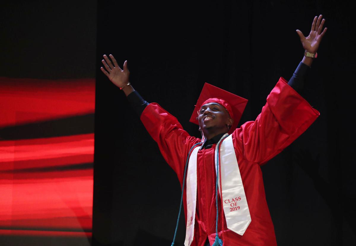 Hitchcock graduation