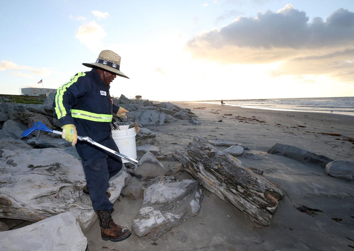 Park board short staffed on beach cleaning crews
