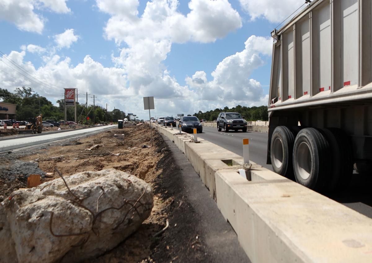 FM 646 construction