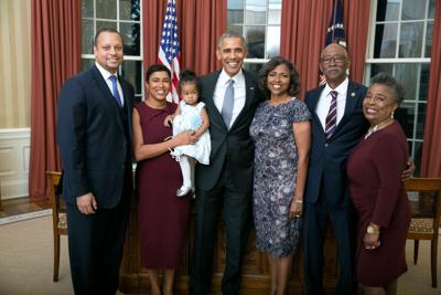 La Marque resident visits White House, meets Obama
