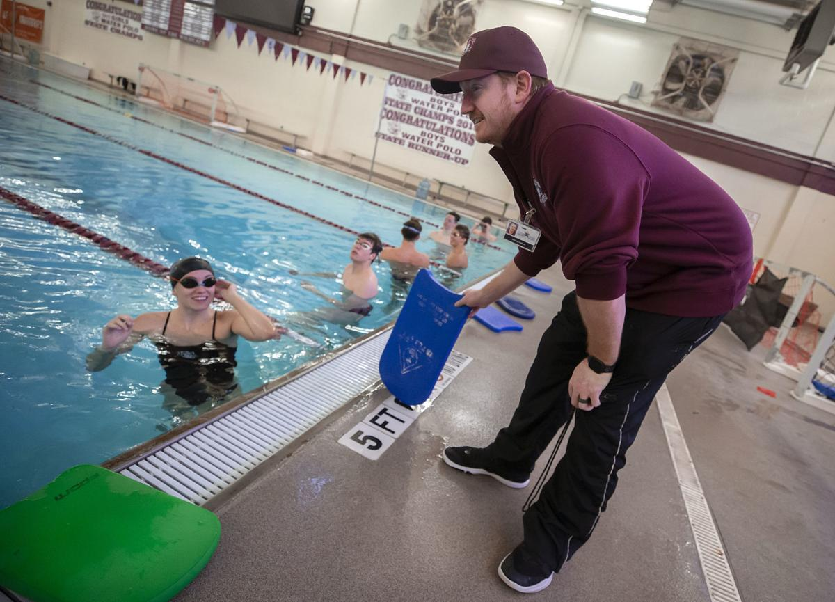 Clear Creek Swim Team