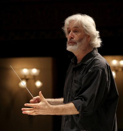 Galveston Symphony Orchestra conductor