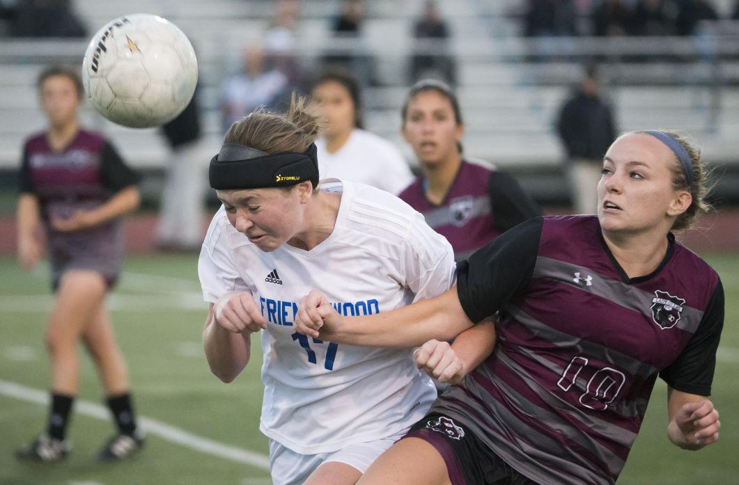 Friendswood vs Pearland Girls Soccer