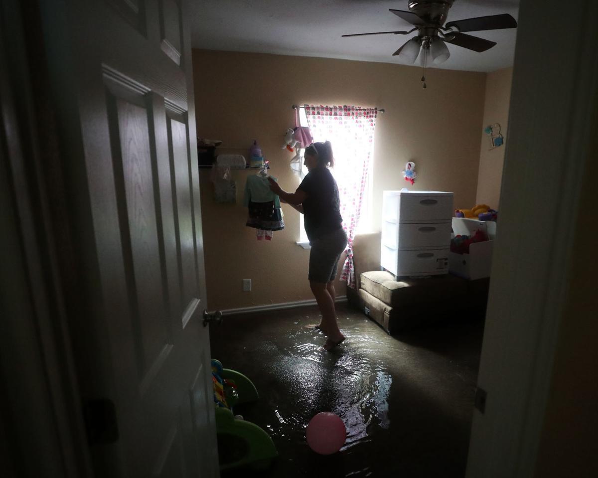 Flood in Texas City