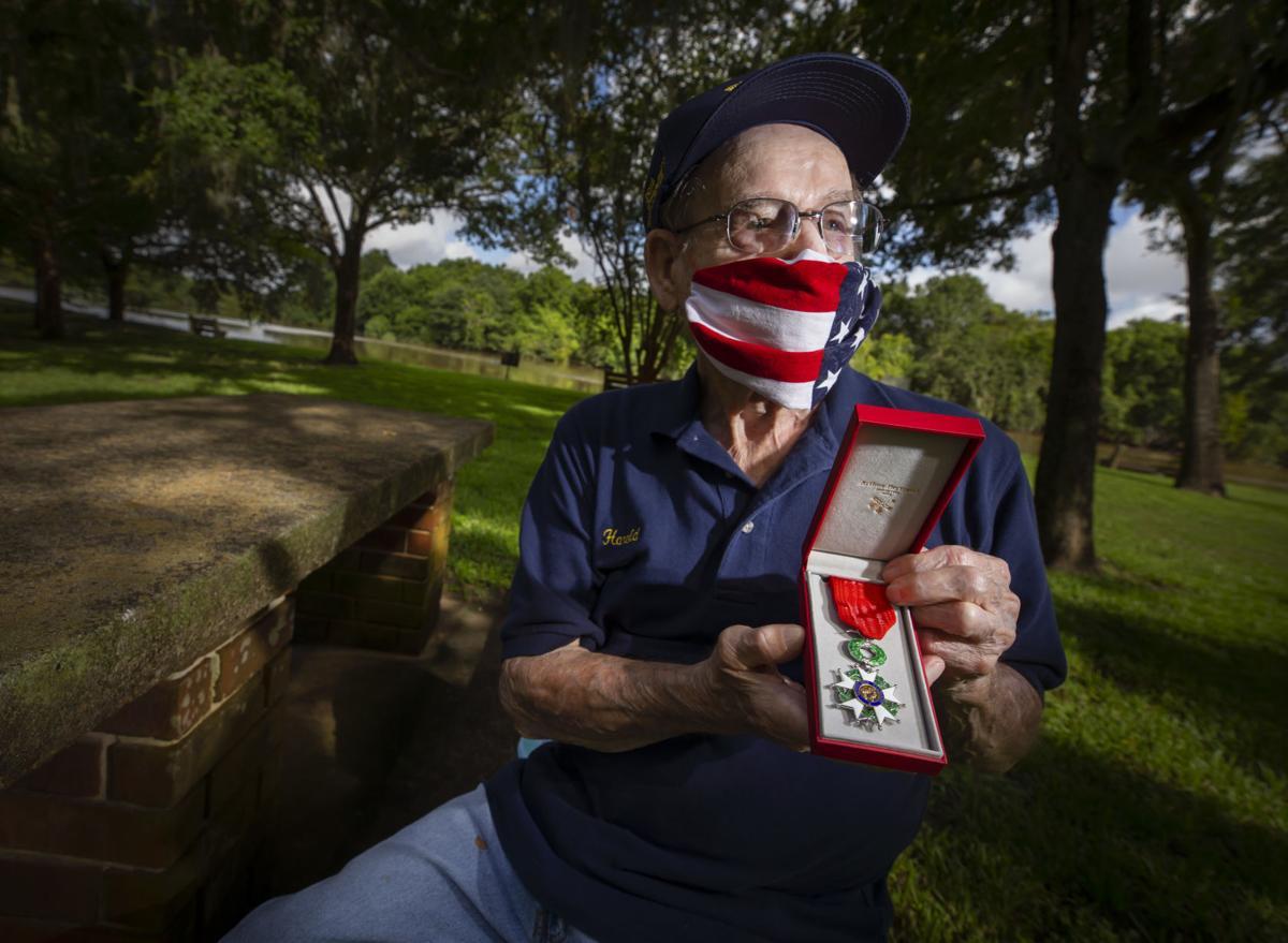 League City Veteran Honored