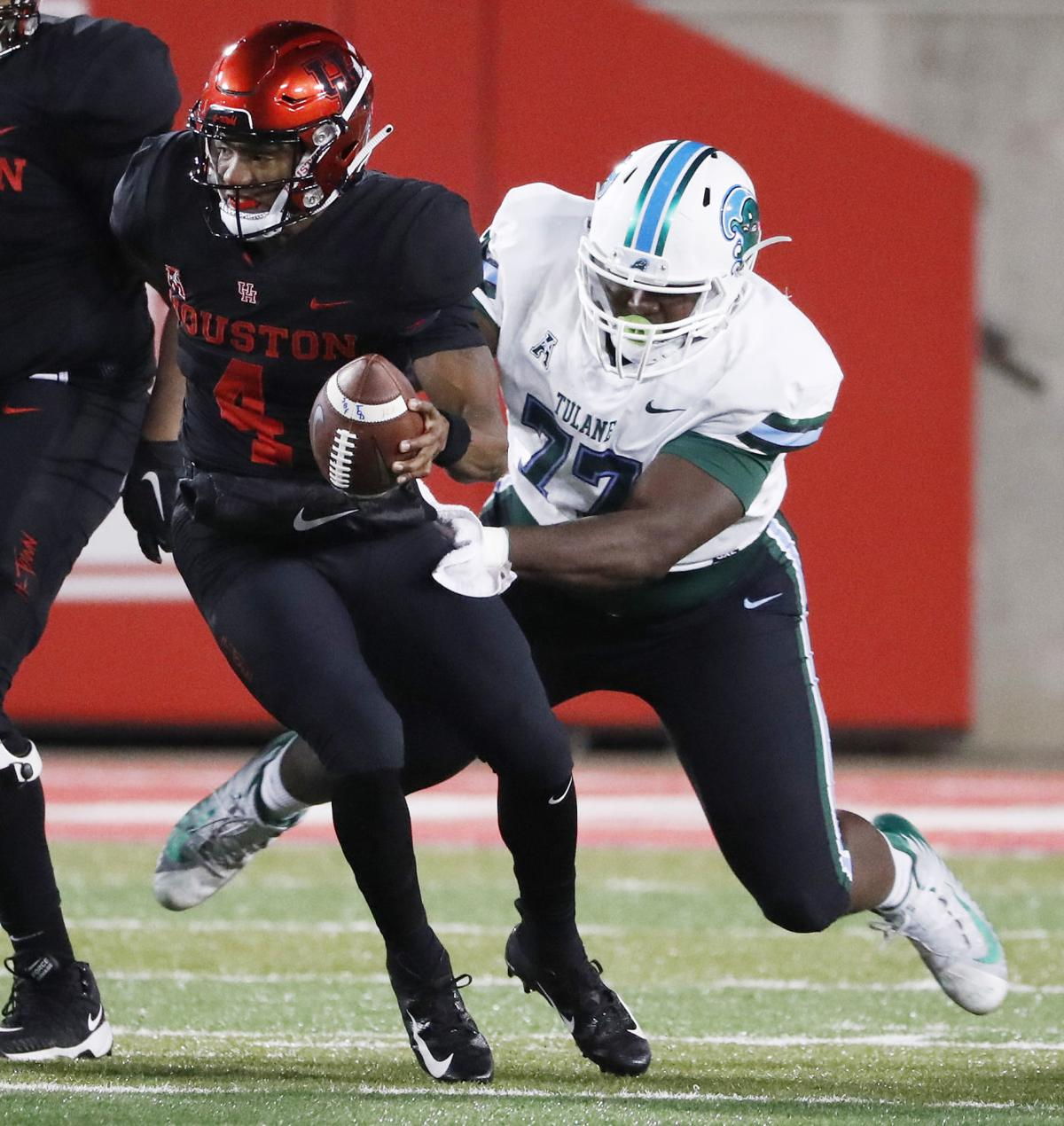 Houston Cougars vs. Tulane Green Wave