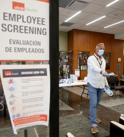 UTMB trying to keep employees safe