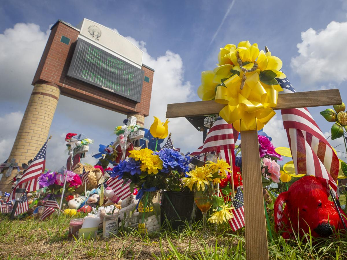 Santa Fe school shooting: 'You can't get away from it'