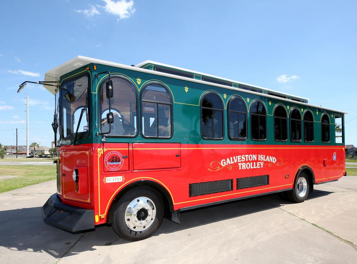 Trolley buses hitting the streets in June
