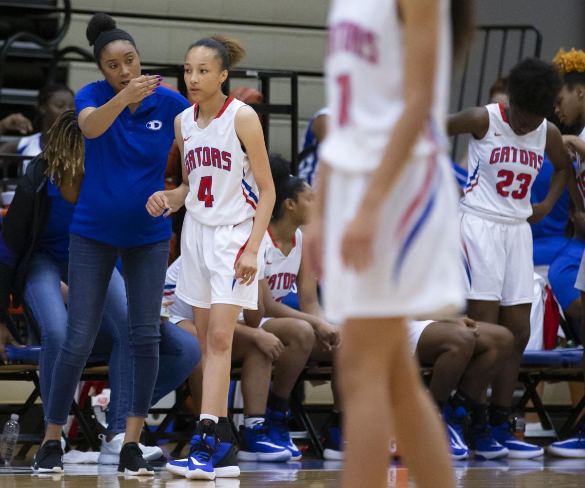 Dickinson Girls Basketball