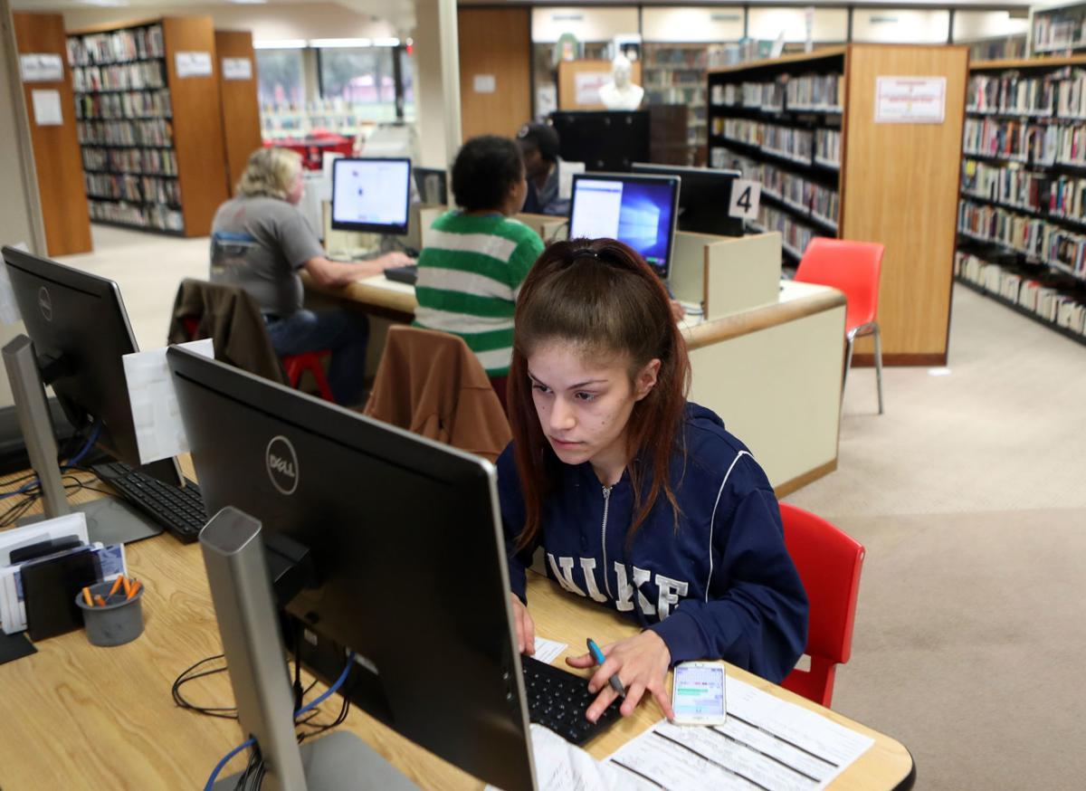 Moore Memorial Public Library