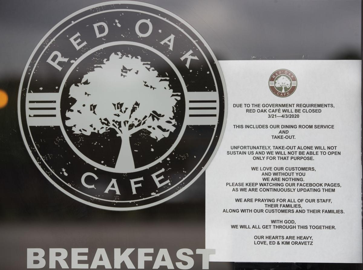 Virus-Red Oak Cafe