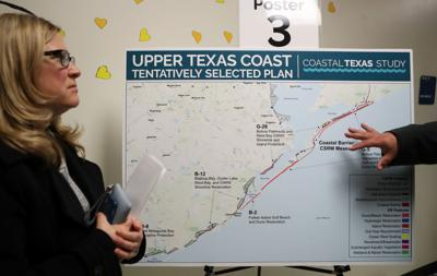 Bolivar coastal barrier meeting