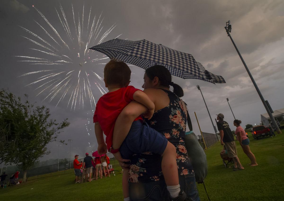 League City Fireworks Extravaganza