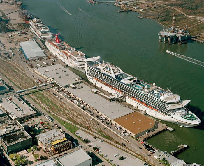 Port Of Galveston Will Work To Lure Cruise Lines Departing