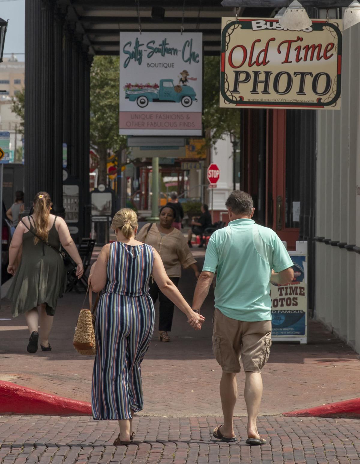 Galveston Economic Recovery