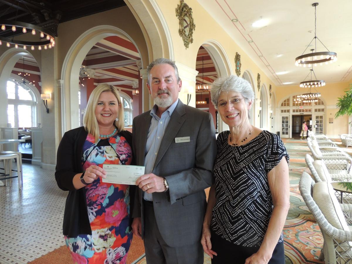 Hotel Galvez & Spa donates to recovery fund